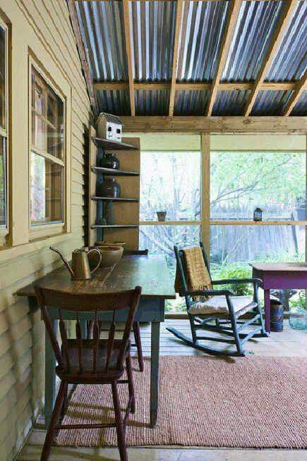 1000 Ideas About Porch Roof On Pinterest Patio Roof