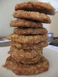 Gluten free, soy free Oatmeal cookies - oh yummy! www.jodileenutrition.com