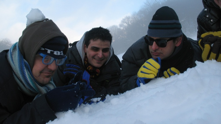 Scoprire la Neve!