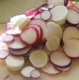 Fish Sandwich with Radishes and Herb Butter - Seriously the BEST herb ...
