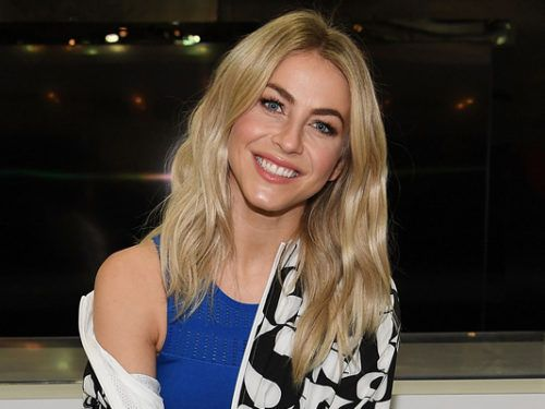 Julianne Hough just won for most creative bachelorette party hashtags