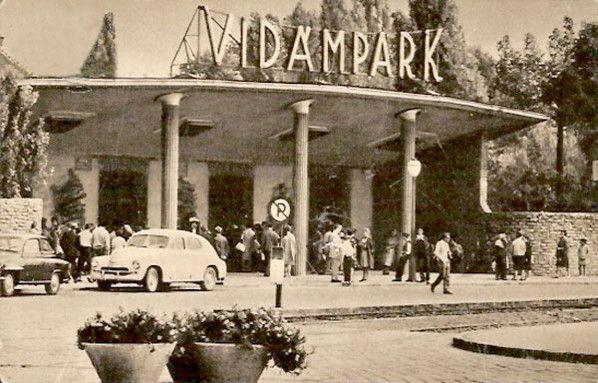 #1965 #budapest #vidampark #anno