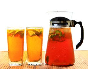 Refreshing Mint and Orange Tea   Recipes by Victoria