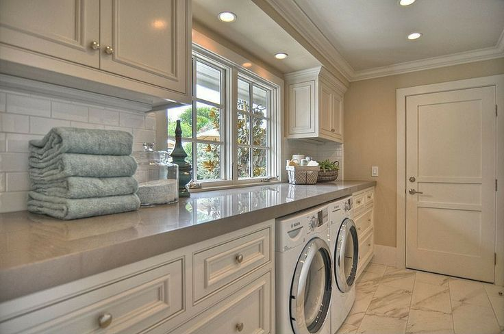 Traditional Laundry Room - Find more amazing designs on Zillow Digs!
