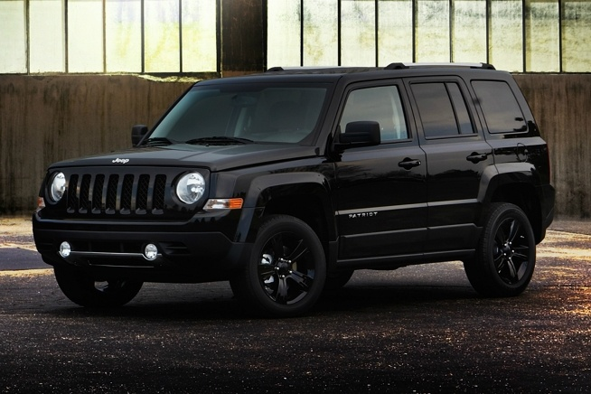 The 2012 Jeep Patriot Altitude