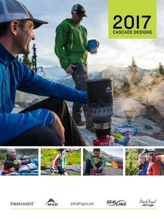 Cascade Designs Spring 2017 Workbook