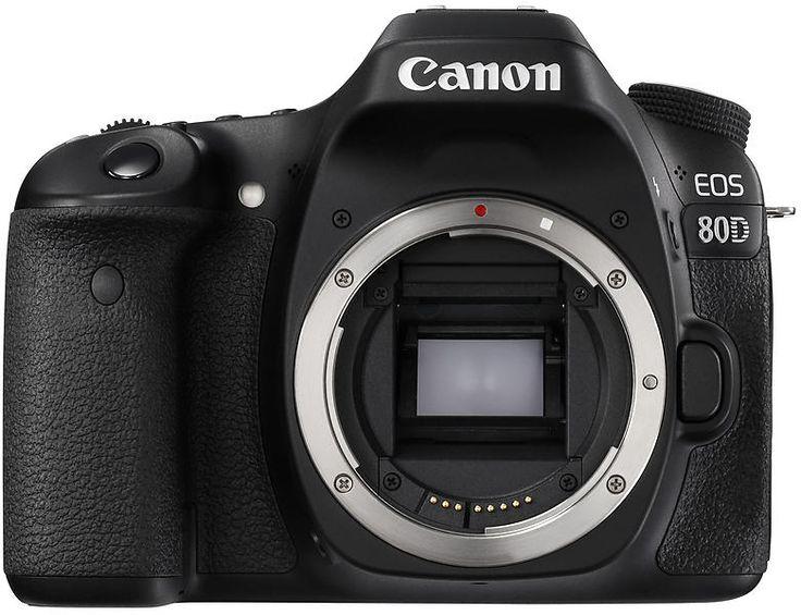 Jämför priser på Canon EOS 80D - Hitta bästa pris på Prisjakt