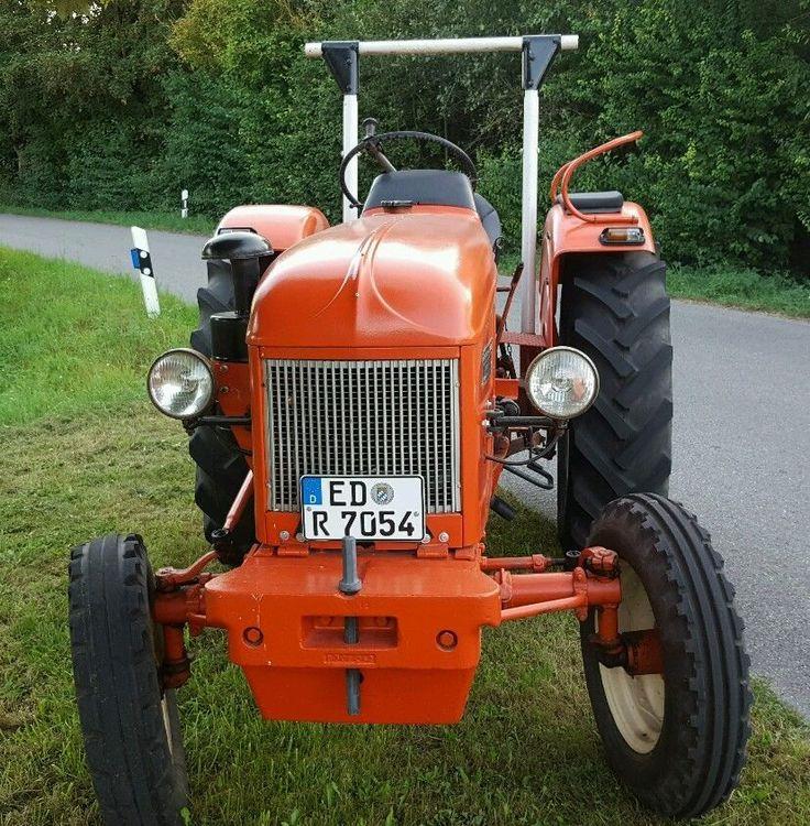 Porsche Traktor. Porsche renault R 7054. Unbedingt anschauen | eBay