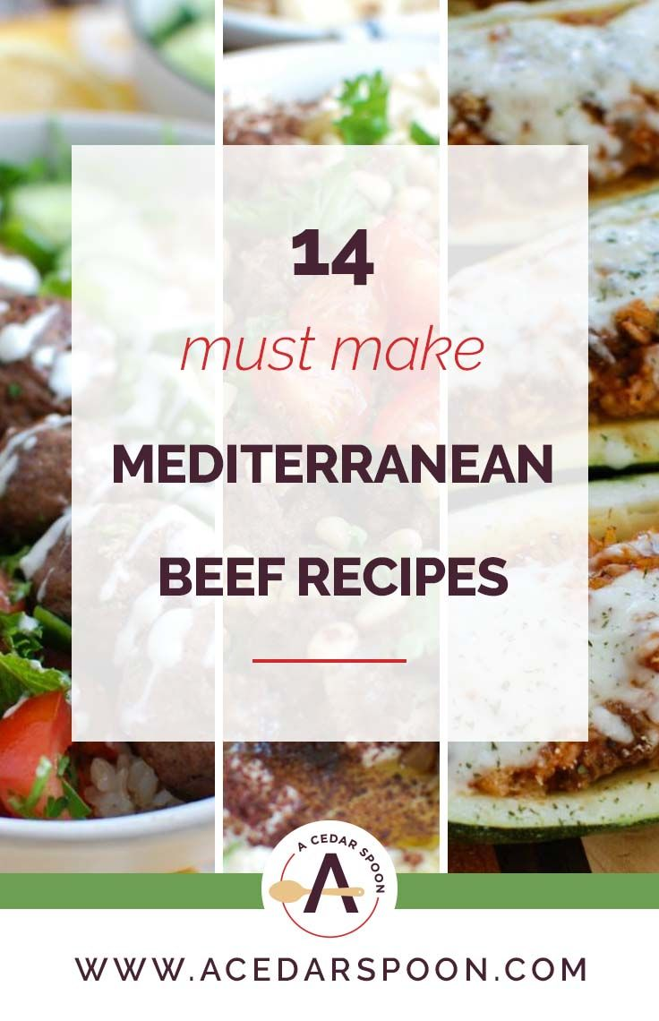 These 14 Must Make Mediterranean Ground Beef Recipes Are Packed With Warm Rich Flavors And Pro Ground Beef Recipes Ground Beef Recipes For Dinner Beef Recipes