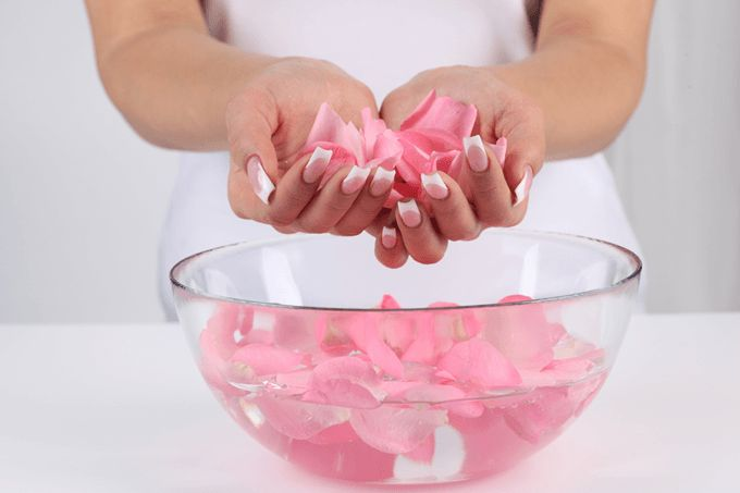 água de rosas - para que serve o como fazer