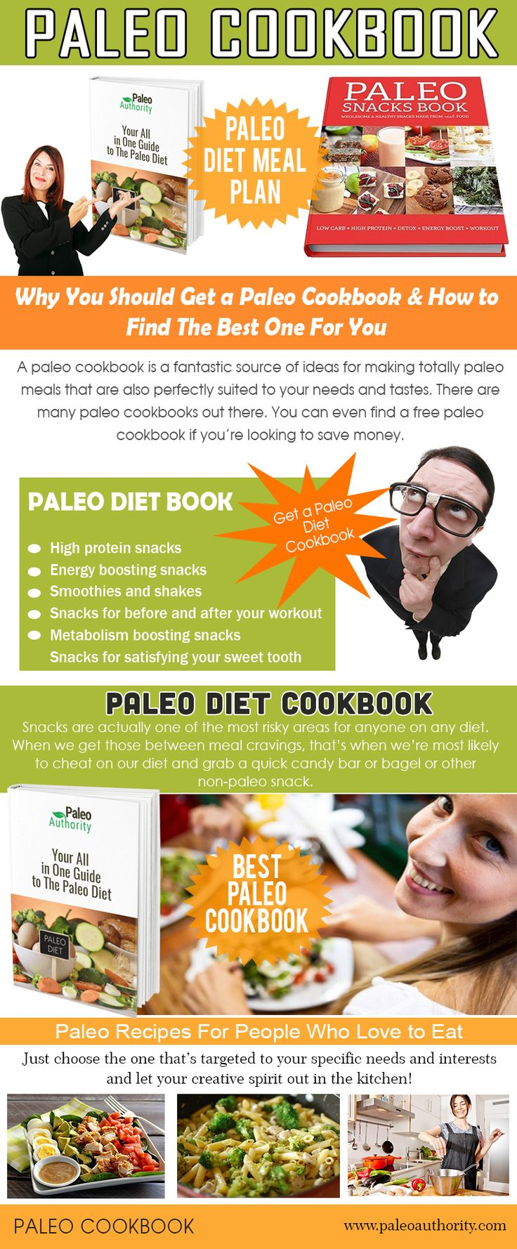 Browse this site http://paleoauthority.com/get-a-paleo-cookbook/ for more information on Best Paleo Cookbook. Now that you have your Best Paleo Cookbook, it becomes easier to just choose a good recipe each day.