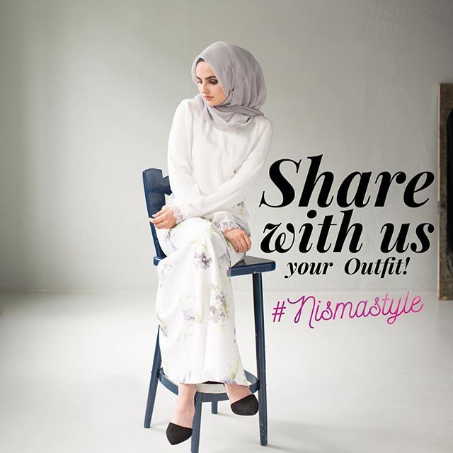 Share with us your outfit and tag your nisma-pieces with the hashtag #nismastyle and get the chance to win every week a 25% off voucher! Promotion ends after Ramadan (5th July 2016). Make sure that your profile is public. - - - -  Teile dein nisma-Outfit mit dem hashtag #nismastyle! Und erhalte die Chance jede Woche einen 25% Rabattcode zu gewinnen. Die Aktion läuft bis Ende Ramadan (05. Juli 2016). Dein Profil muss öffentlich sein. :)
