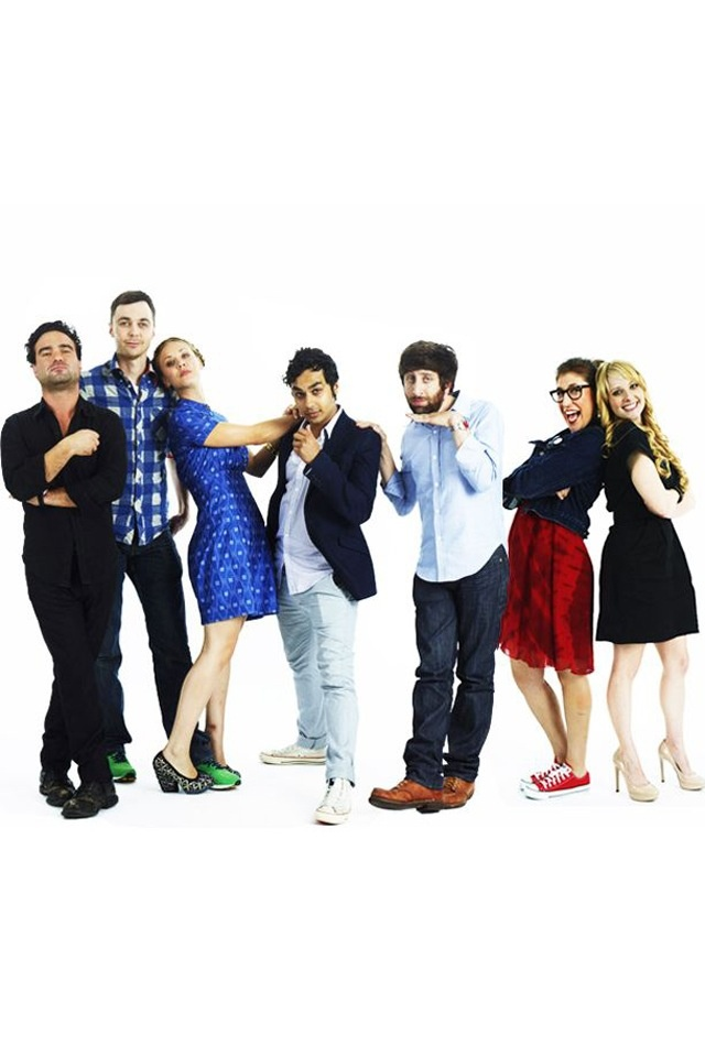 Big Bang Theory was created by Chuck Lorre and Bill Prady, premiered on CBS in 2007. Johnny Galecki (Leonard) ; Jim Parsons (Sheldon) ; Kaley Cuoco (Penny) ; Simon Helberg (Howard) ; Kunal Nayyar (Raj) ; Melissa Rauch (Bernadette) ; Mayim Bialik (Amy Farrah Fowler) ...