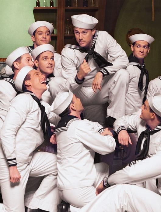 How Channing Tatum Learned to Tap-Dance (and Sing, Kind of) for the Coen Brothers' Hail, Caesar!