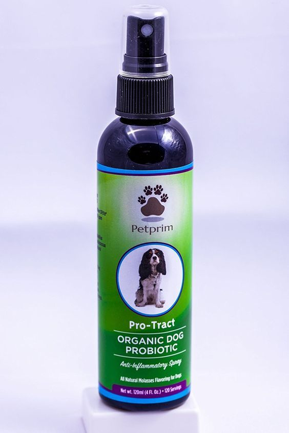 Probably The Best Organic Dog Probiotic Liquid Spray Supplement Available   Natural Organic Acids Aids Beneficial Bacteria. PRO-TRACT Gives Your Dog A Glow On The Inside, You Can See On the Outside -- Check out the image by visiting the link.