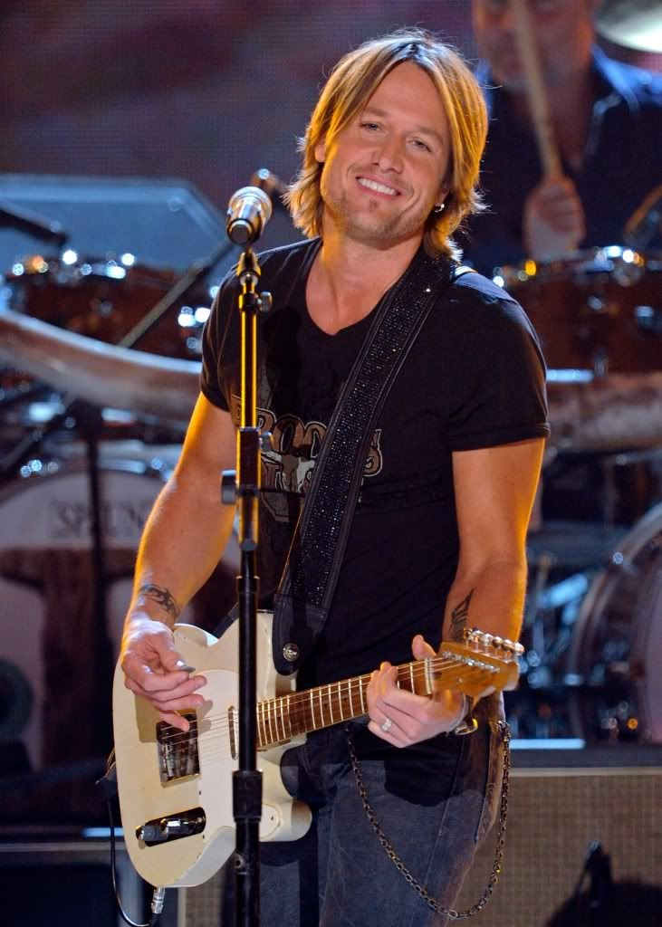 Keith Urban, you ROCK for coming out at 12:30 am and playing several songs for those of us who waited out the rain at 2015's ACM Party for a Cause. To those who just took the fans' money and bailed, I've lost absolute respect for you and will never spend money on your music again, specifically: Lady Antebellum, Kenny Chesney, and Miranda Lambert.
