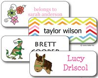 Personalized Waterproof Stickers
