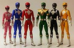 S.H.Figuarts King Ranger custom: Mighty Morphin Power Rangers (Kyōryū Sentai Zyuranger)