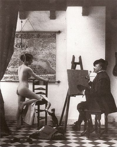 History of erotic photography