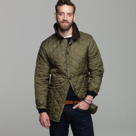 Green Barbour® Liddesdale Jacket