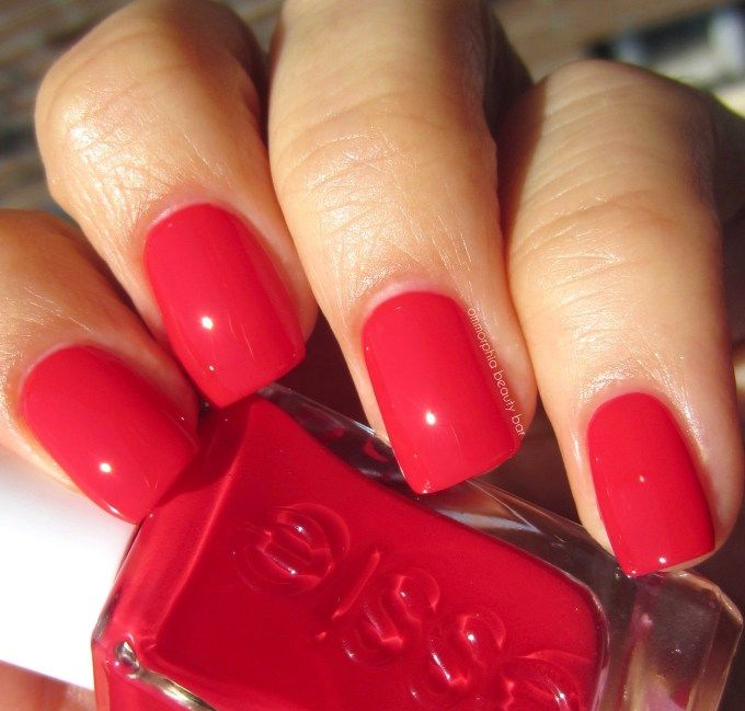 Essie gel couture, beauty marked