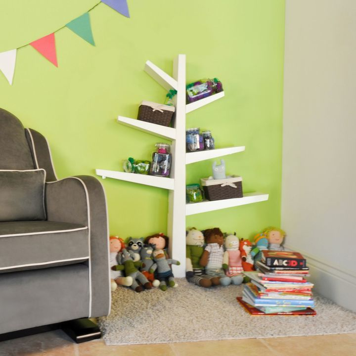 Bed Bath & Beyond Babyletto Spruce Tree Bookcase in White on shopstyle.com