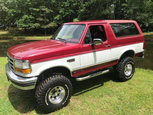 1994 Ford Bronco Xlt Head Turner Free Delivery To Your Door