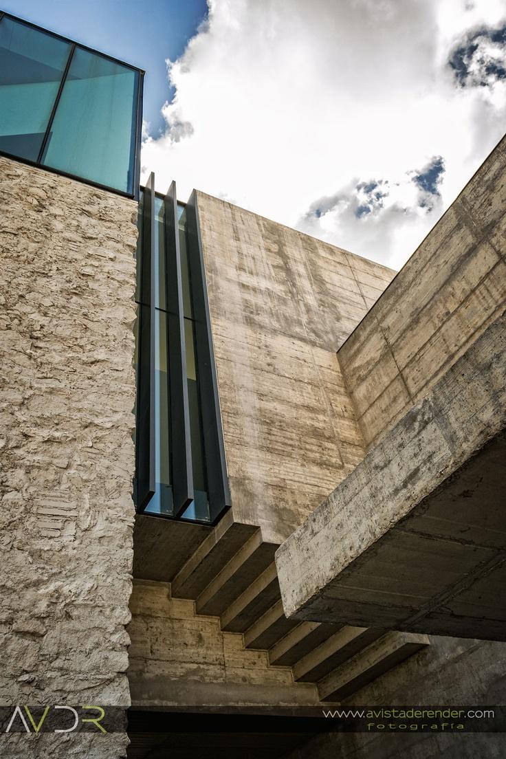Museu Can Framis-Fundació Vila Casas (Barcelona). Arquitecto: BAAS arquitectes (Jordi Badia).