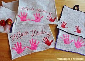 verplüscht und zugenäht: Dieses Jahr schenkten wir helfende Hände