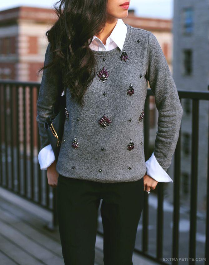 loft jewel sweatshirt1
