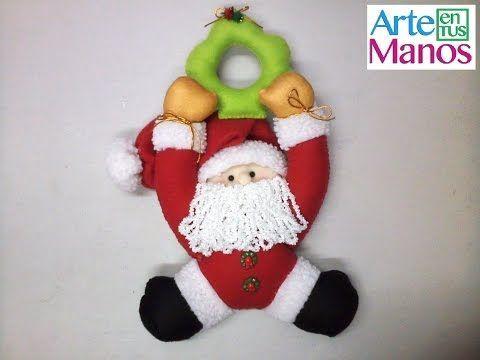 Santa de Pared - YouTube