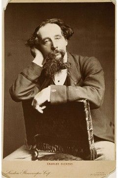 Charles Dickens. As Miriam Margolyes said, he put all human life on the page.