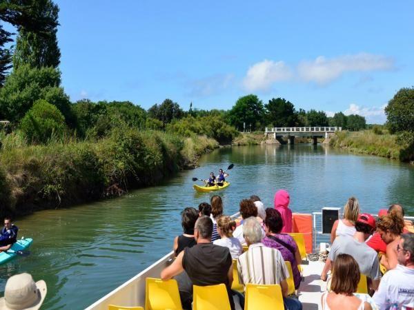 Visit the Vendée salt marches  Day 1