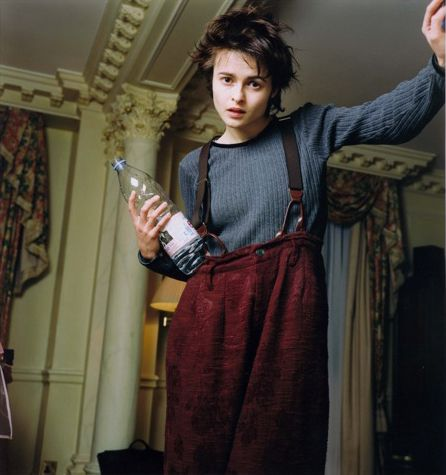 Helena Bonham Carter :DD lol I love her face