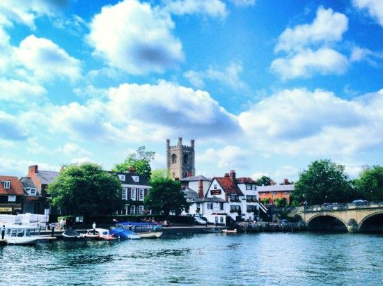I think Henley-on-Thames is so so so pretty - 2013: My year in travel - 50 flights, 80k miles and 105 nights away