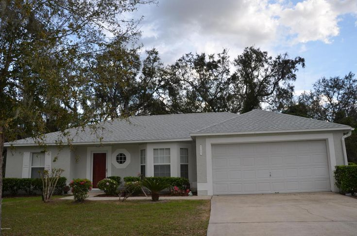 1109 Doyle Rd, Deltona Property Listing: MLS® #1039925.  Start loading the moving truck or writing your rental ad because this fabulous 3 bedroom, 2 bath home is MOVE-IN READY. The home offers cute curb appeal and a great commuter friendly location with quick, easy access to I-4 and SR 415.
