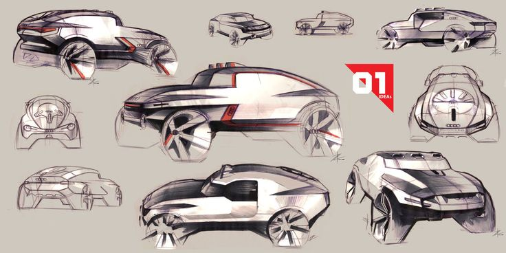Audi RALLY KING | The Ultimate Rally Experience on Behance