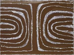 North Magnetic Pole - Untitled, 1996-Billy Thomas Joongoora