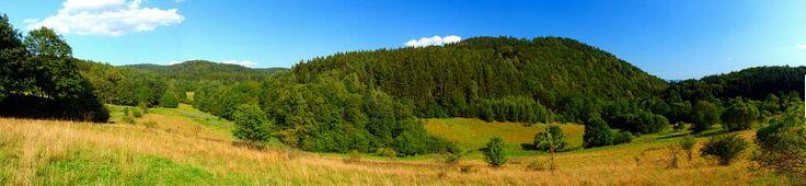 Biegamy w górach. Góry Bardzkie i Sowie wspaniałe tereny do biegania.