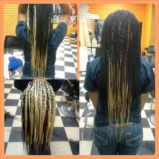 Brilliant The 25 Best Ideas About Burgundy Box Braids On Pinterest Cute Short Hairstyles For Black Women Fulllsitofus