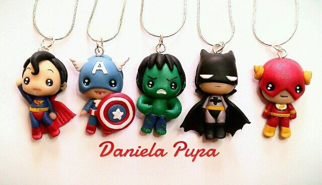Augggg i dont see y they mix marvel with DC just who ever made these just urg get ur poop in a gruop-.-
