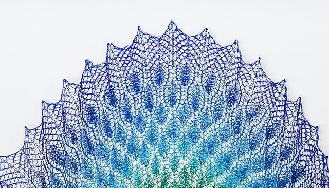 Ravelry: The Peacock's Tale pattern by Nim Teasdale