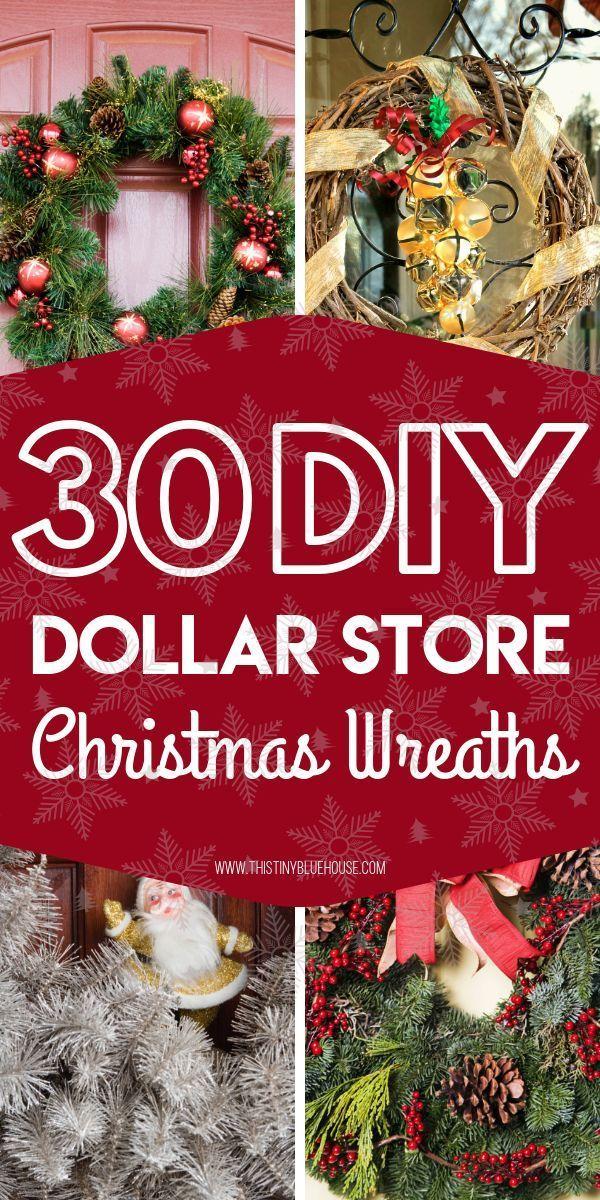 42+ Family dollar christmas wreaths info
