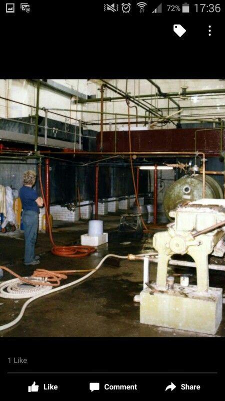 Yeast press