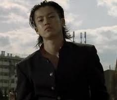 Oguri Shun - as seen in the film Crows Zero.