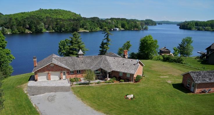 $1,690,000 Fairy Lake, Huntsville ON: 1690000 Fairies, 1 690 000 Fairies, Fairies Lakes, Lakes Cottages