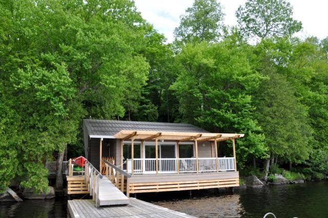 Cottage #161 for Rent on Oxbow Lake near Huntsville in District of Muskoka Ontario