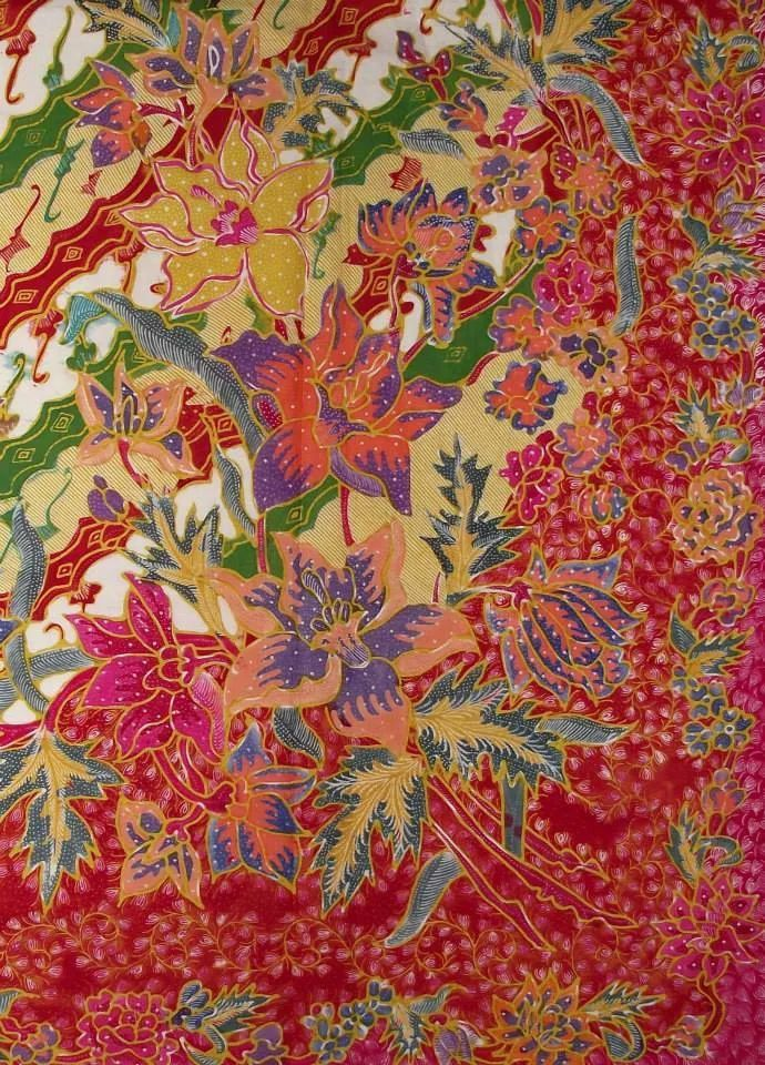 Beautiful Batik Demakan Repro
