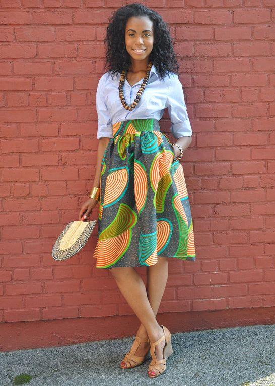 The Laura Midi Skirt