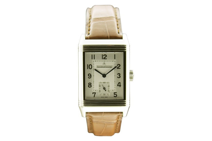 "Buy a Jaeger LeCoultre, ""Reverso Grande Taille"" watch in Classifieds on Presentwatch"